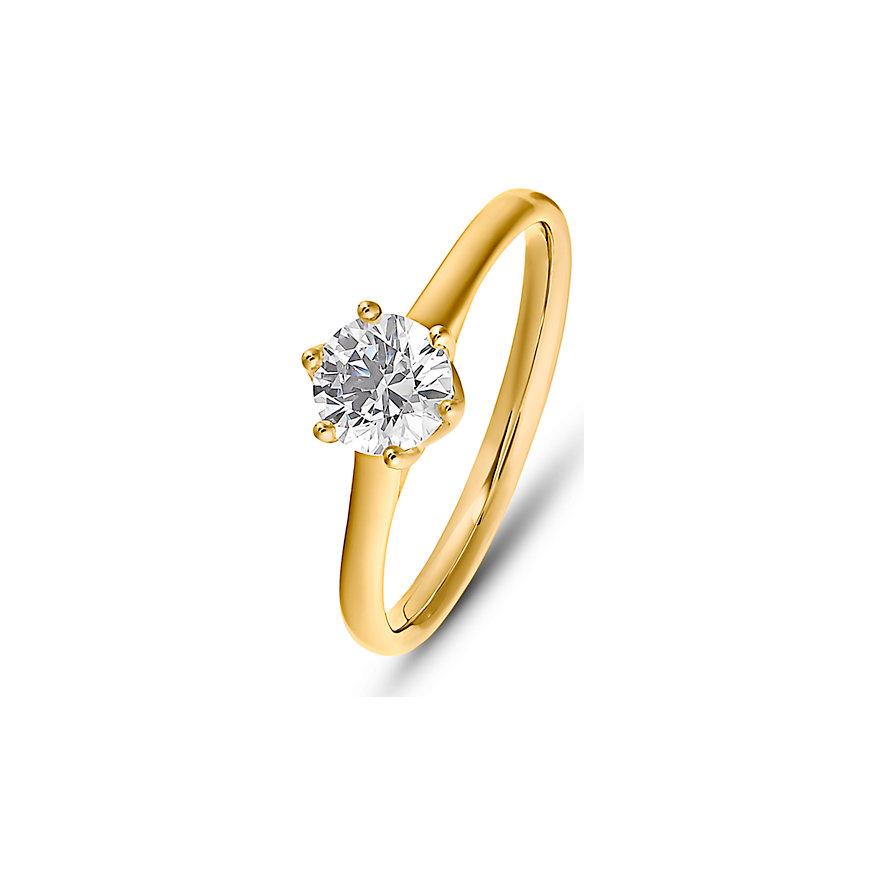 CHRIST Diamonds Damenring 87777421