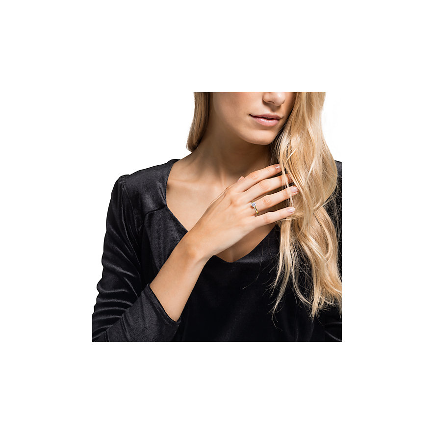 CHRIST Diamonds Damenring 87777561