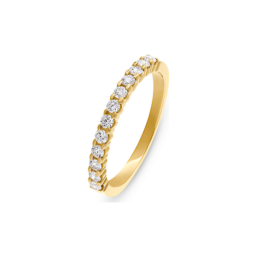 CHRIST Diamonds Damenring 87779017