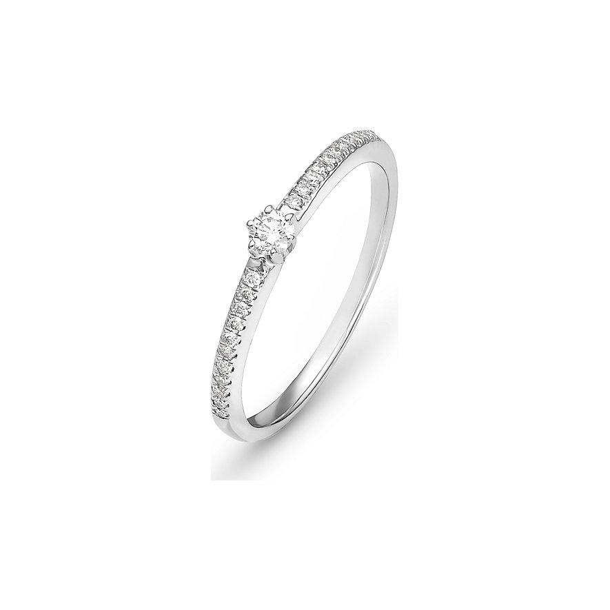 CHRIST Diamonds Damenring 87779408