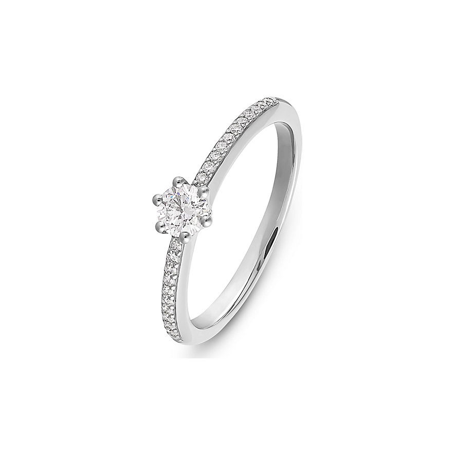 CHRIST Diamonds Damenring 87779548