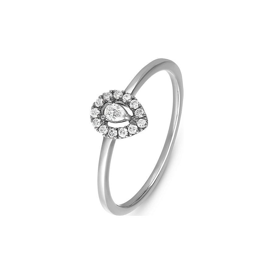CHRIST Diamonds Damenring 87787214