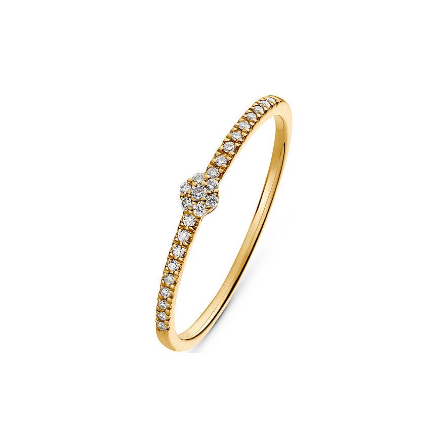 CHRIST Diamonds Damenring 87998096