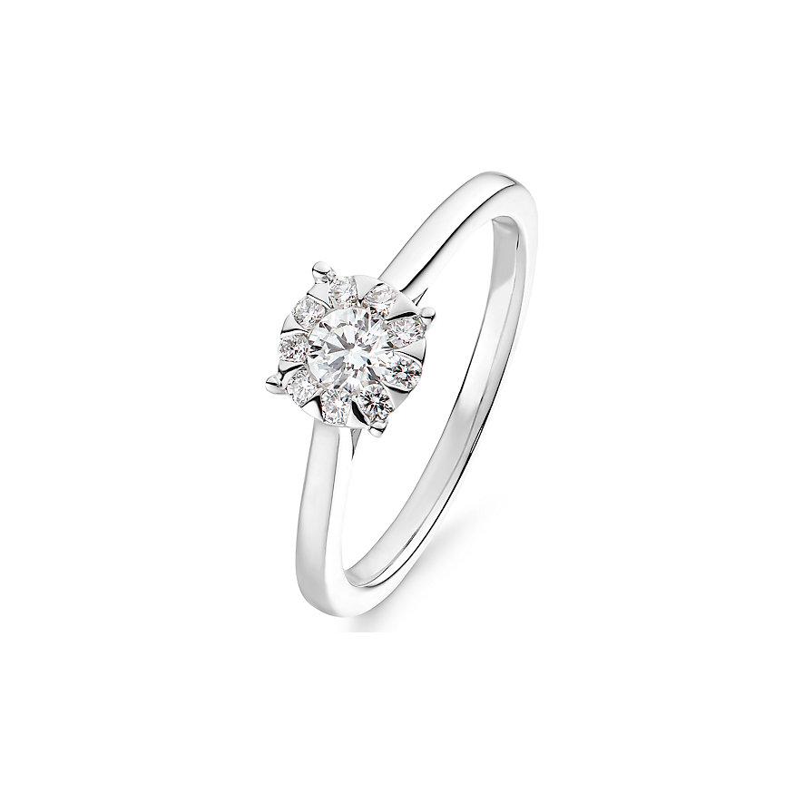 Artikel klicken und genauer betrachten! - CHRIST Diamonds Damenring 88000226   im Online Shop kaufen