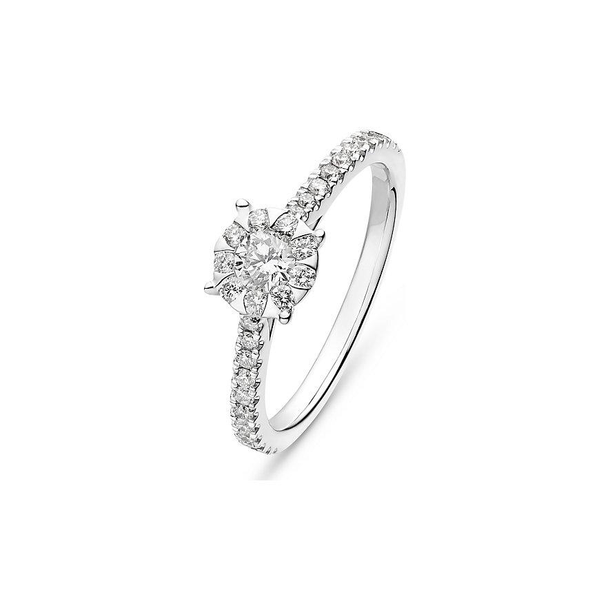 CHRIST Diamonds Damenring 88000366