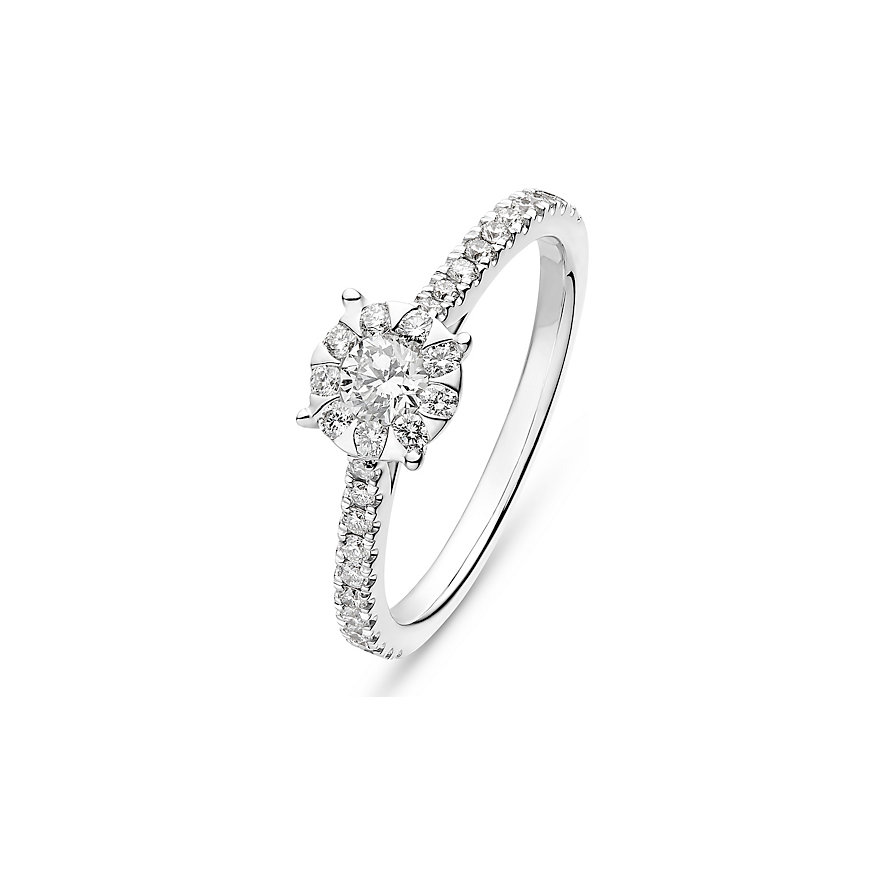CHRIST Diamonds Damenring 88000404