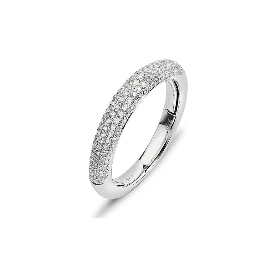 CHRIST Diamonds Damenring Facet 87353311