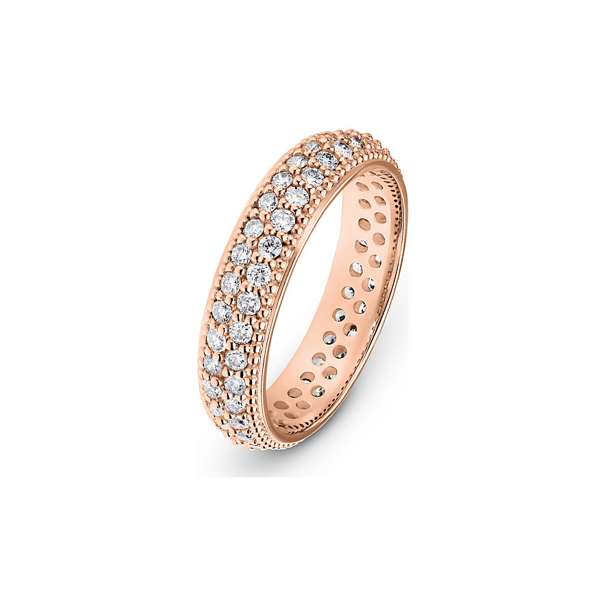 CHRIST Diamonds Damenring Highlightring