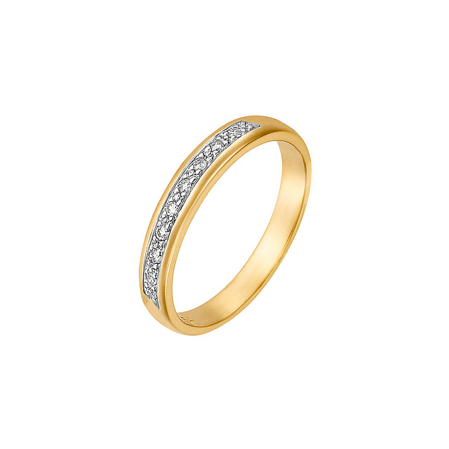CHRIST Diamonds Damenring K11 85011286