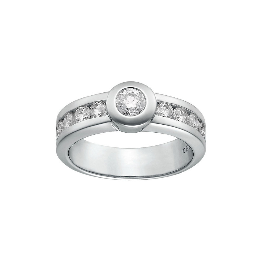 CHRIST Diamonds Damenring Total Weights 60016062