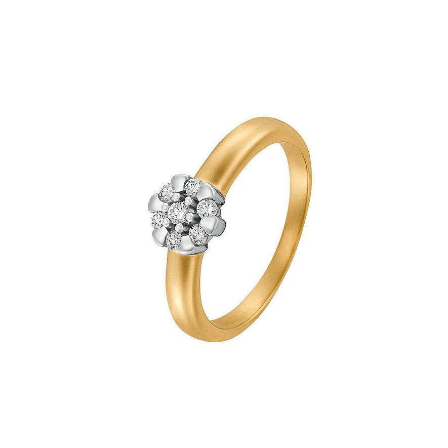 CHRIST Diamonds Damenring Total Weights 60016194
