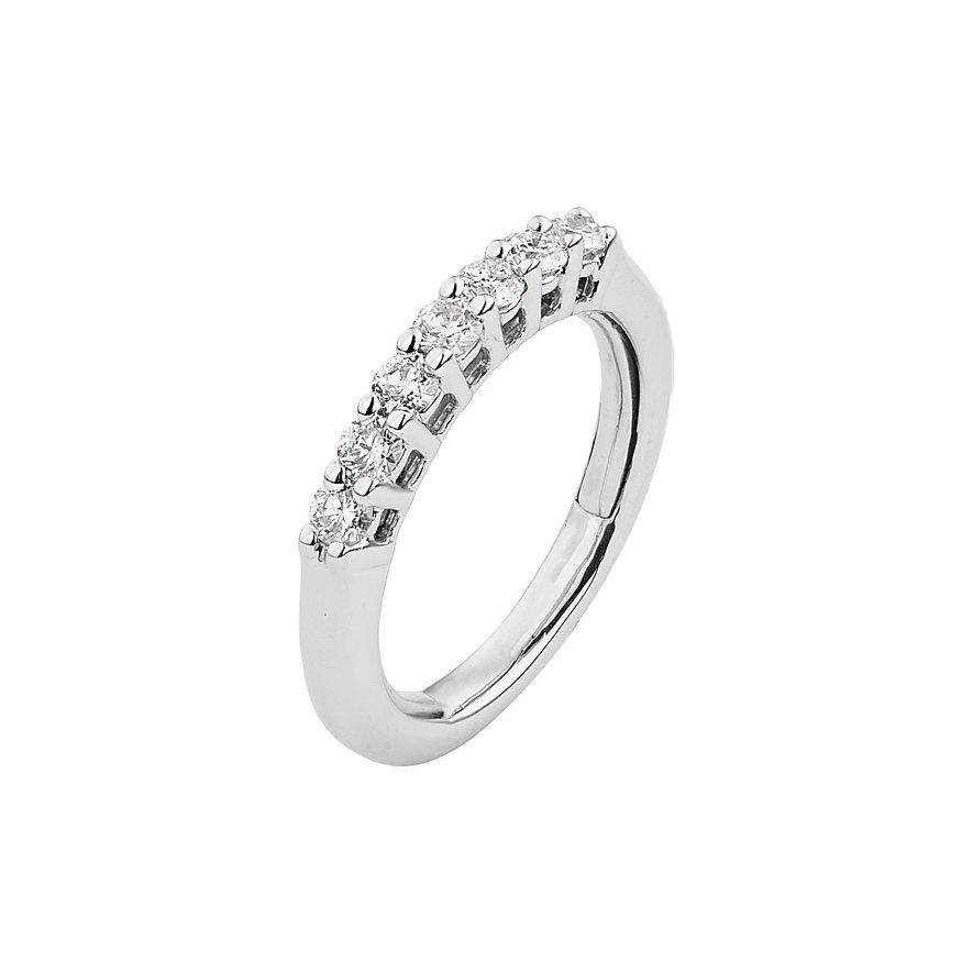 CHRIST Diamonds Facet Damenring 87353524