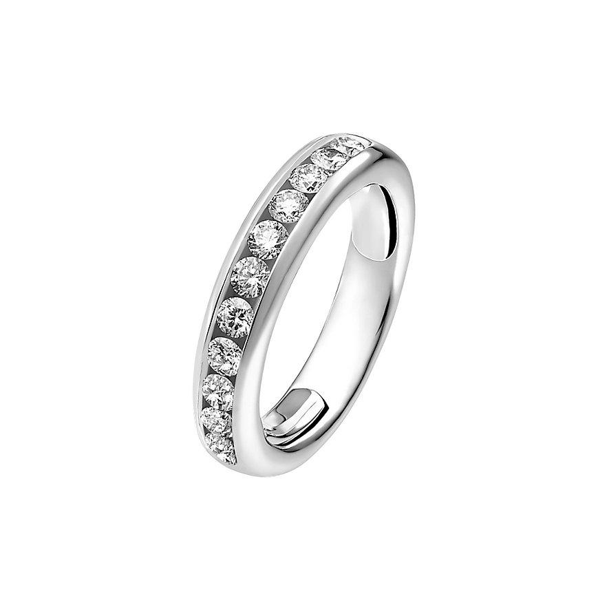 CHRIST Diamonds Facet Damenring 87353532