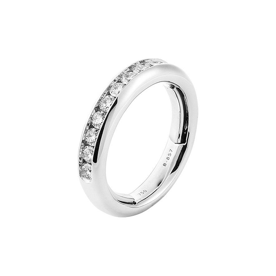 CHRIST Diamonds Facet Damenring 87353613