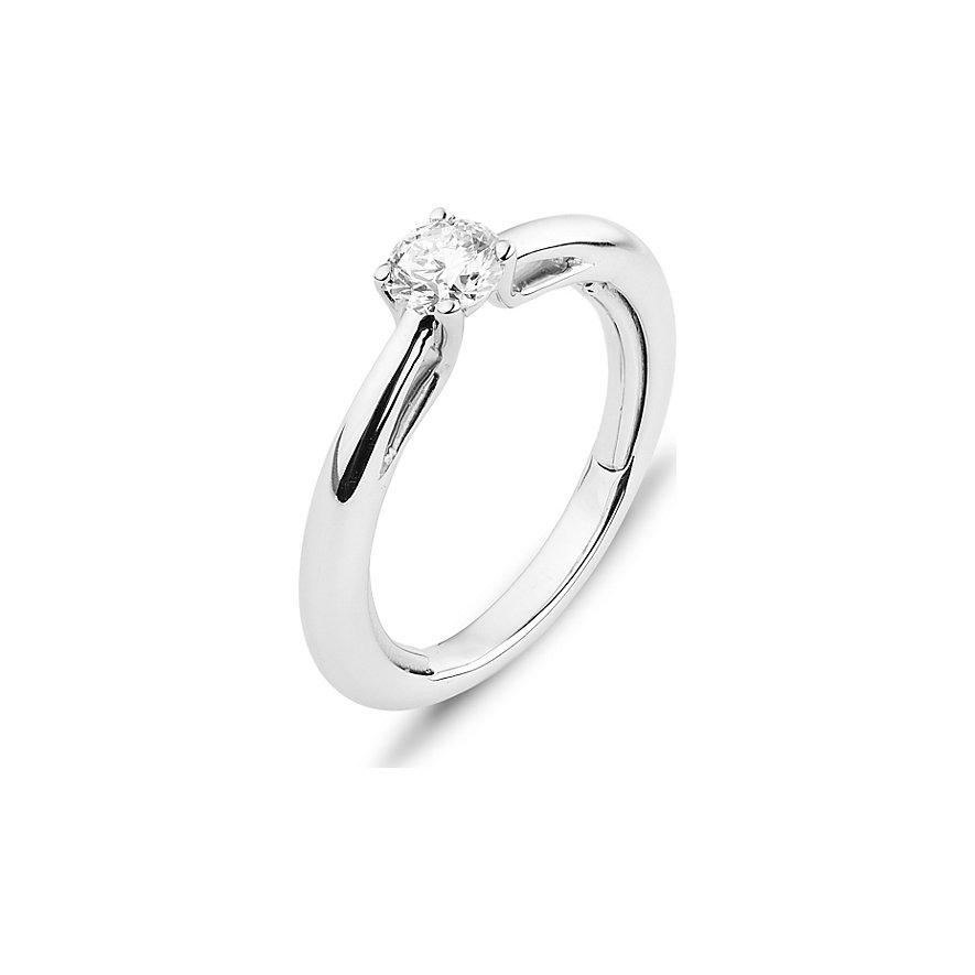 CHRIST Diamonds Facet Damenring 87353711