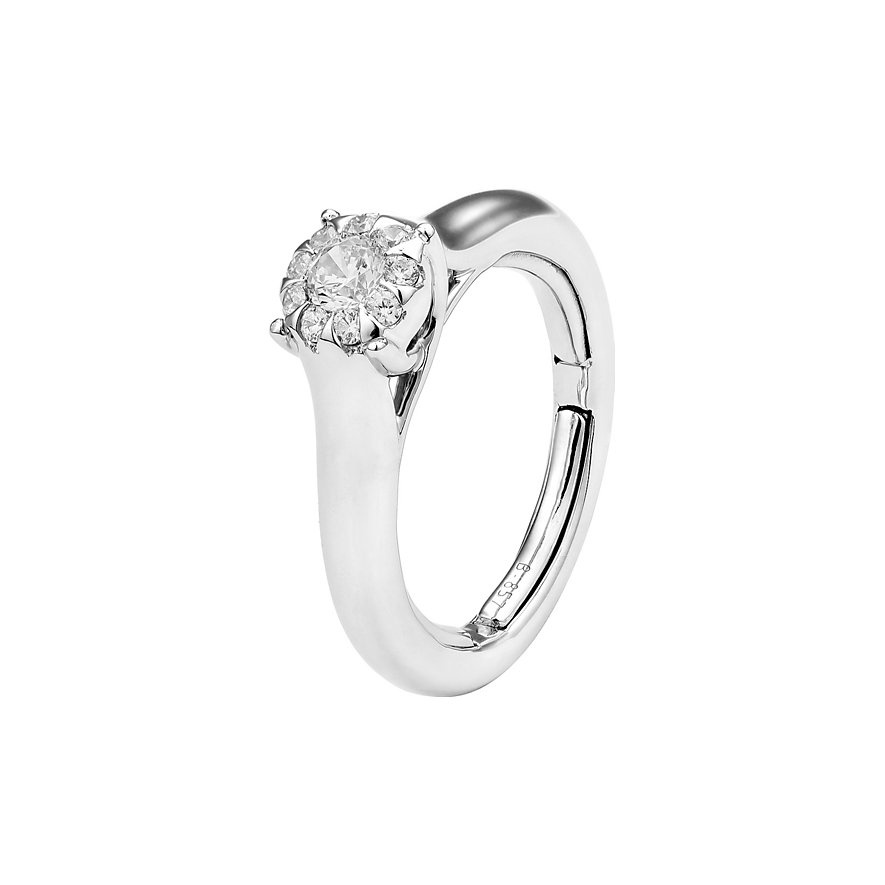 CHRIST Diamonds Facet Damenring 87353729