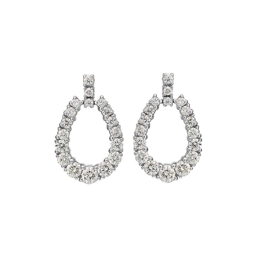 CHRIST Diamonds Ohrhänger 87516636