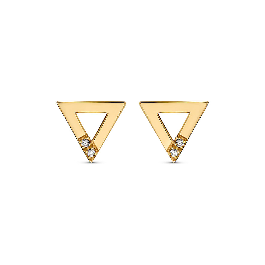 CHRIST Diamonds Ohrhänger 87997537