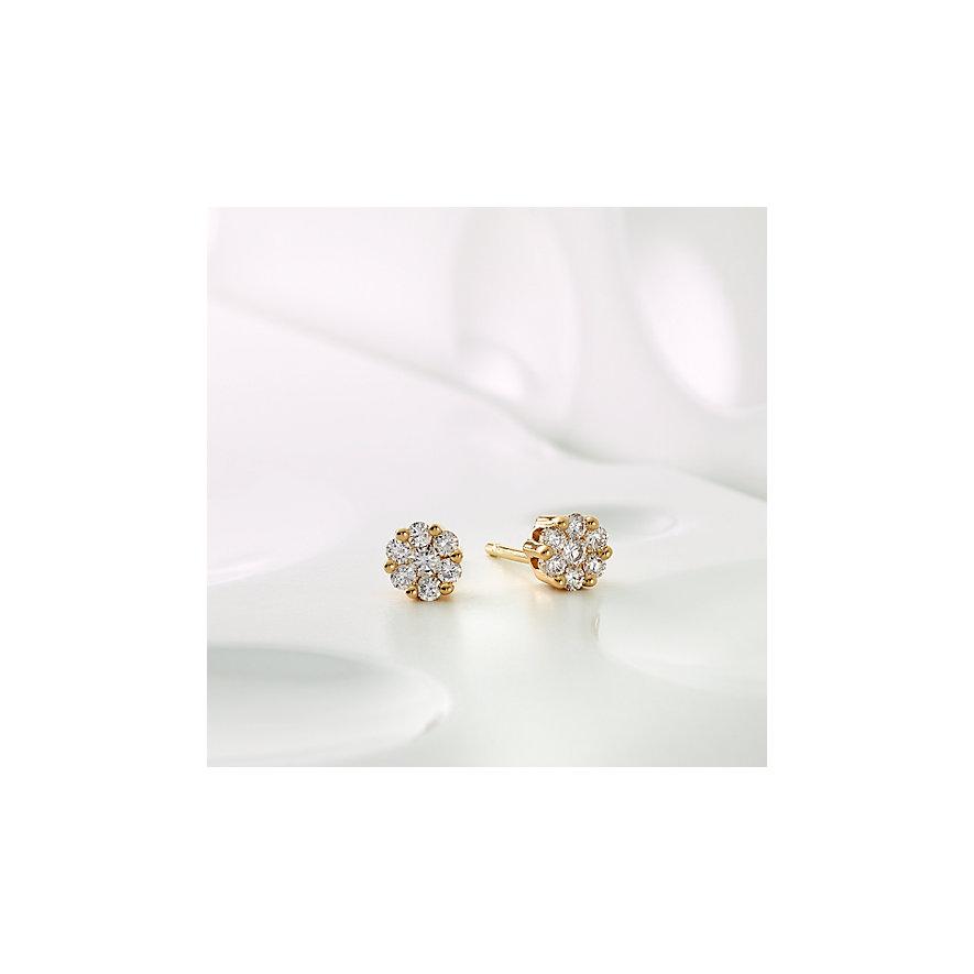 CHRIST Diamonds Ohrstecker 83583347