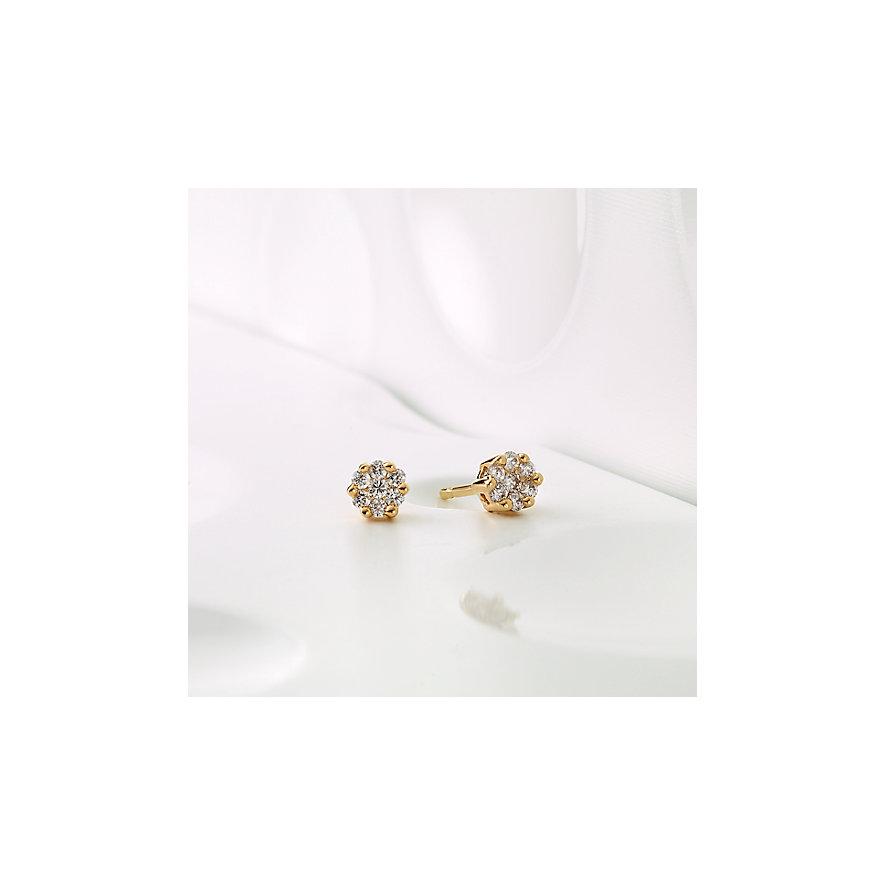 CHRIST Diamonds Ohrstecker 83592818