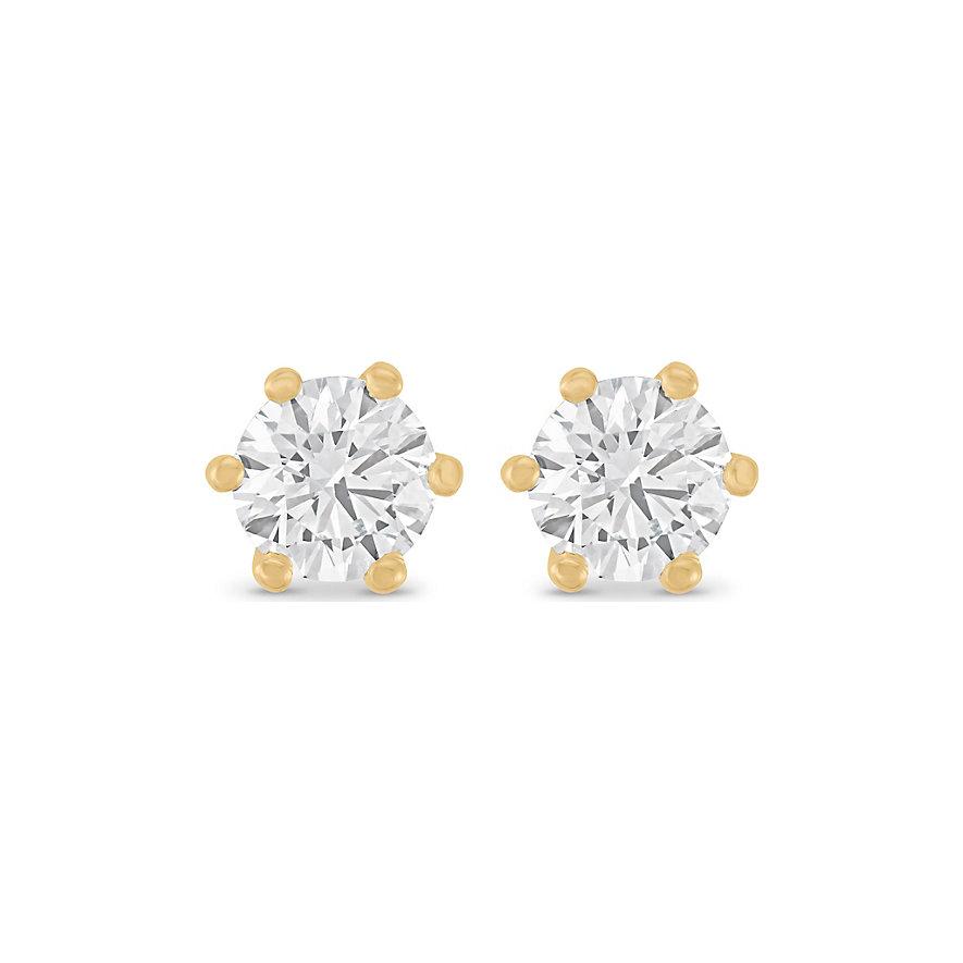 CHRIST Diamonds Ohrstecker 85456008