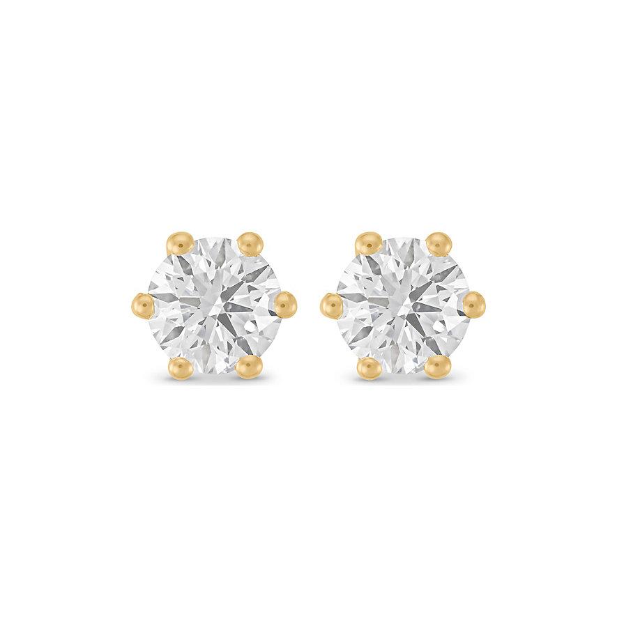 CHRIST Diamonds Ohrstecker 85456032
