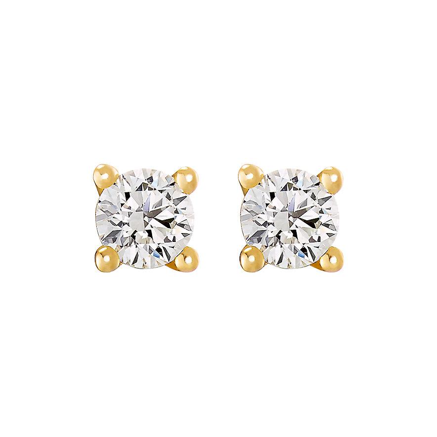 CHRIST Diamonds Ohrstecker 85559028