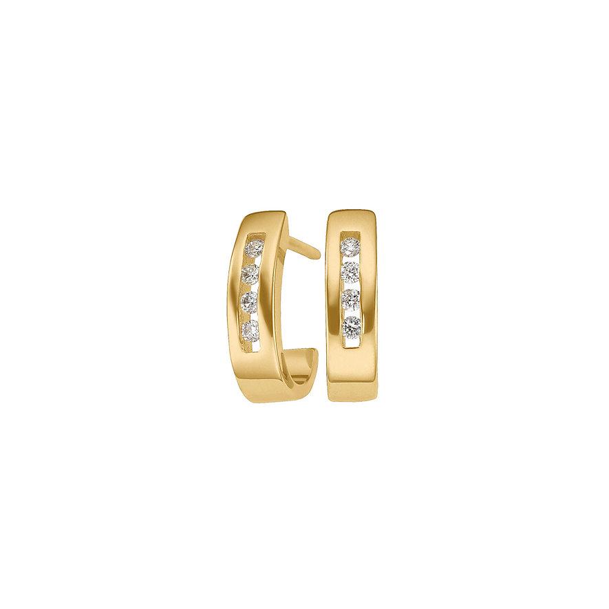 CHRIST Diamonds Ohrstecker 85667807