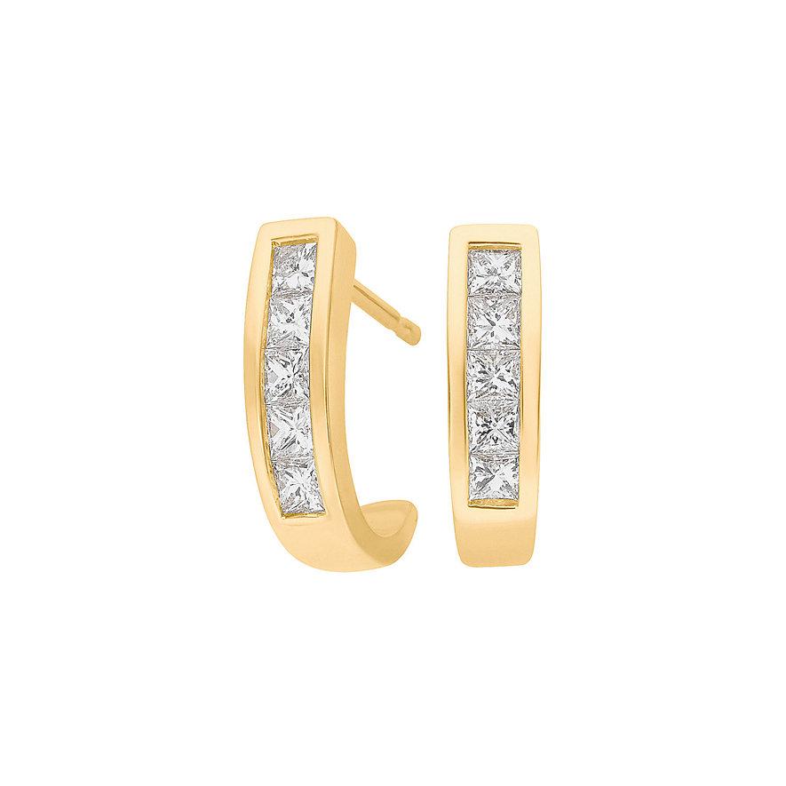 CHRIST Diamonds Ohrstecker 85932594