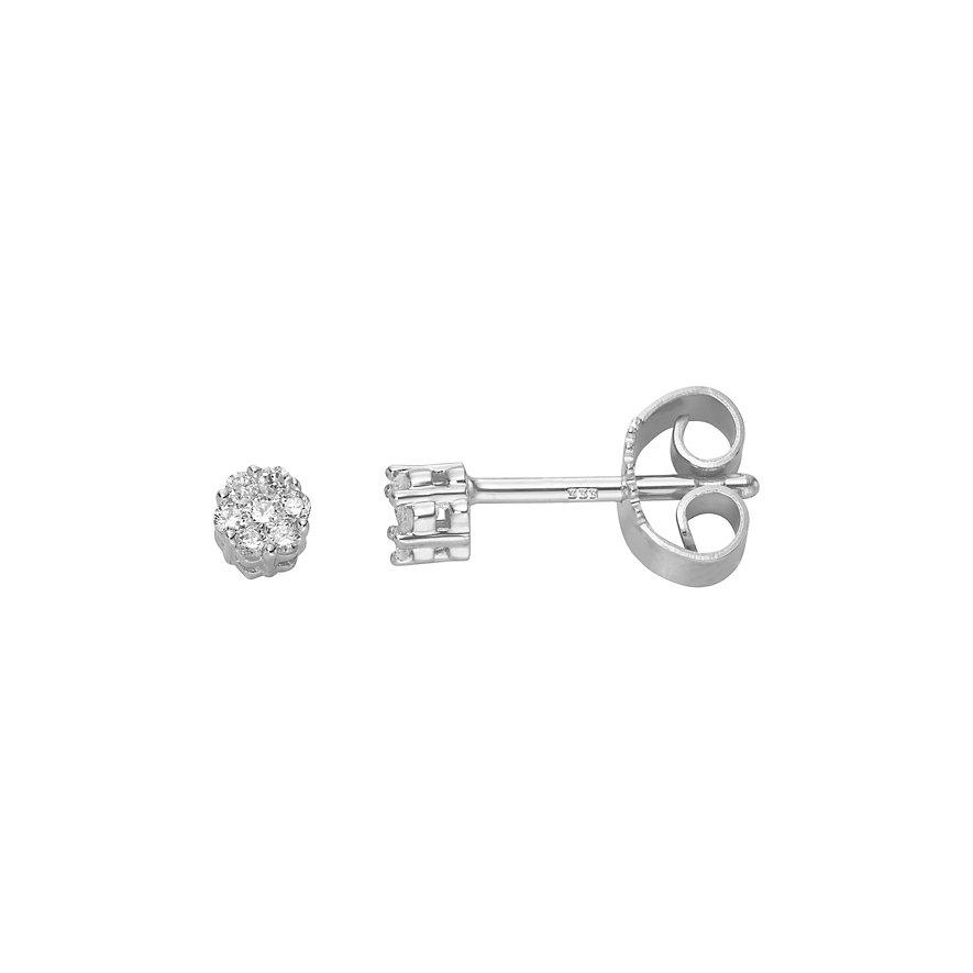 CHRIST Diamonds Ohrstecker 86090341