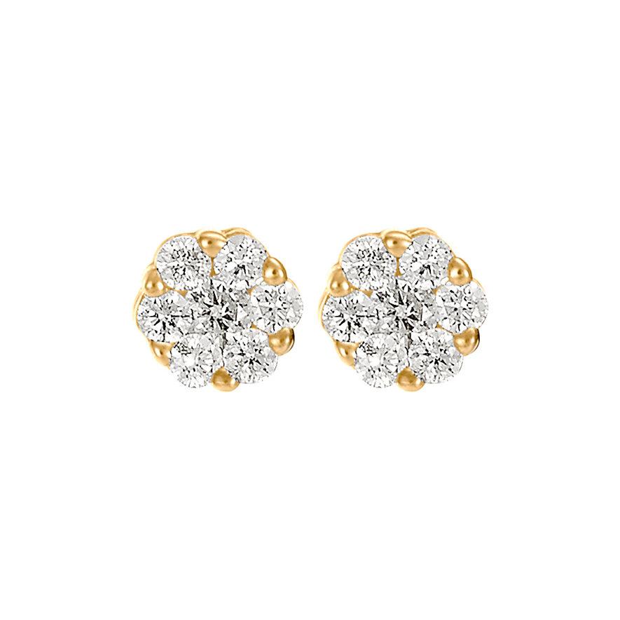 CHRIST Diamonds Ohrstecker 86090368