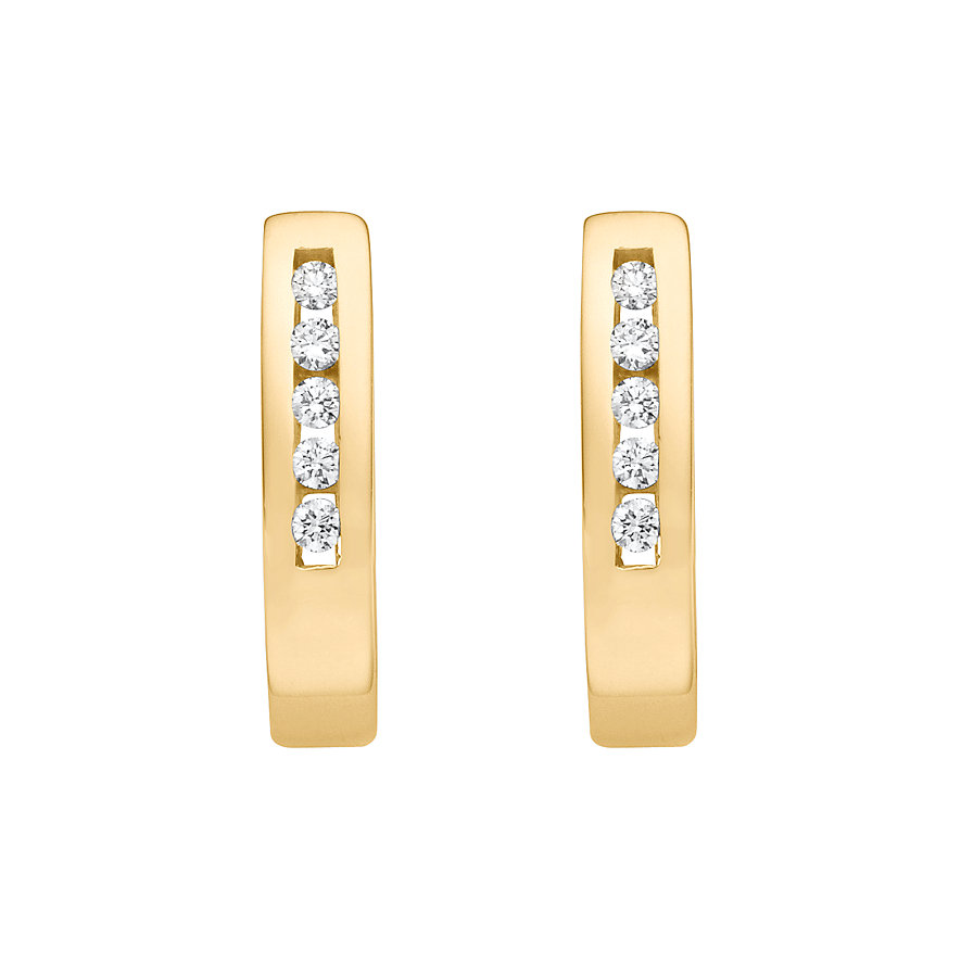 CHRIST Diamonds Ohrstecker 86220024