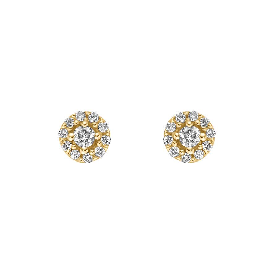 CHRIST Diamonds Ohrstecker 86294699