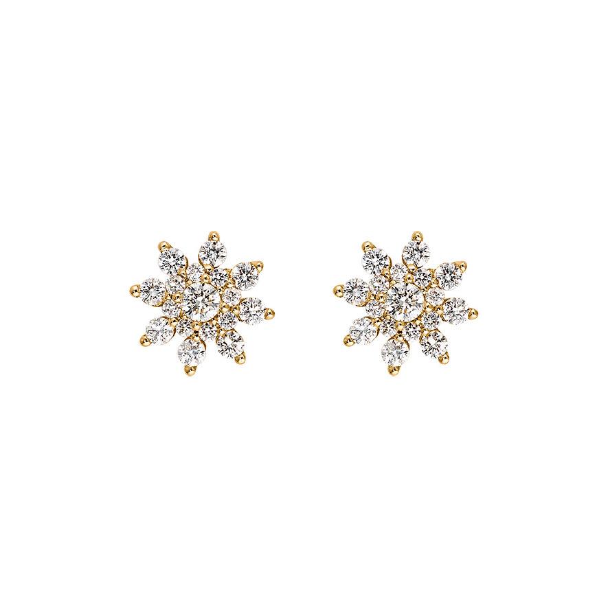 CHRIST Diamonds Ohrstecker 86470187