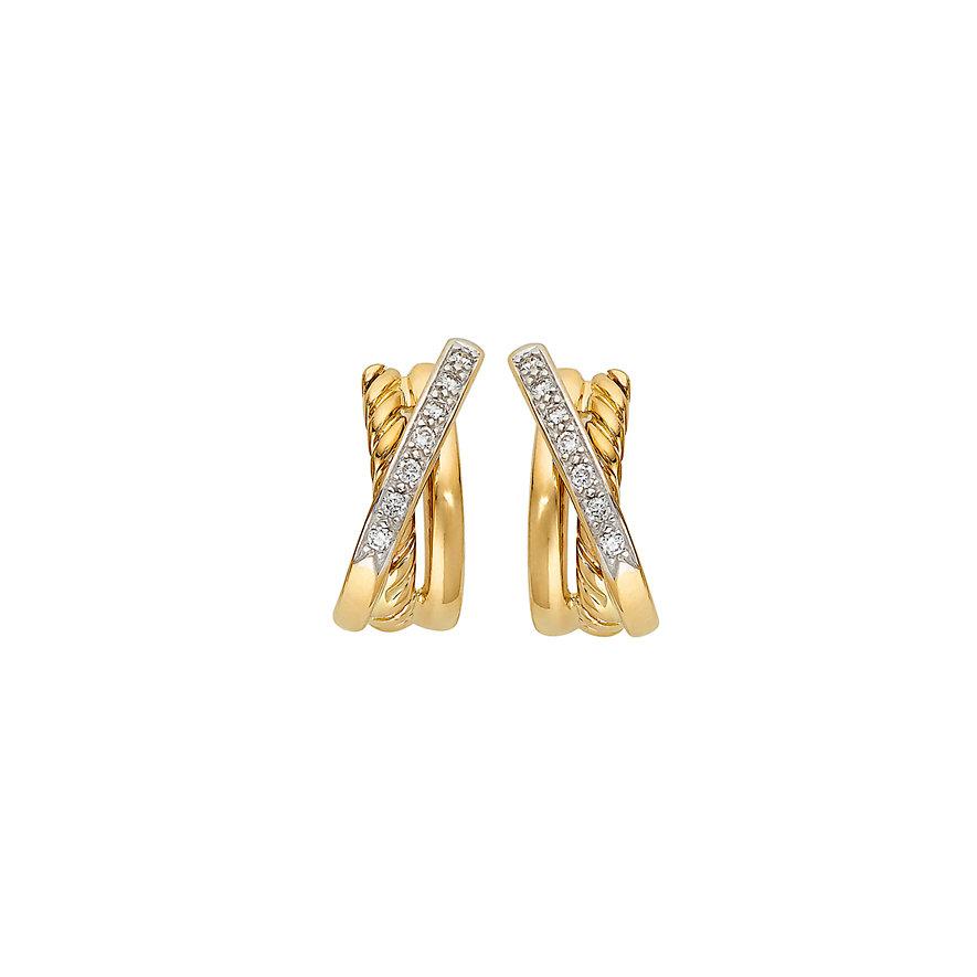 CHRIST Diamonds Ohrstecker 86781468