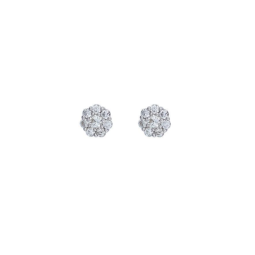 CHRIST Diamonds Ohrstecker 86781786