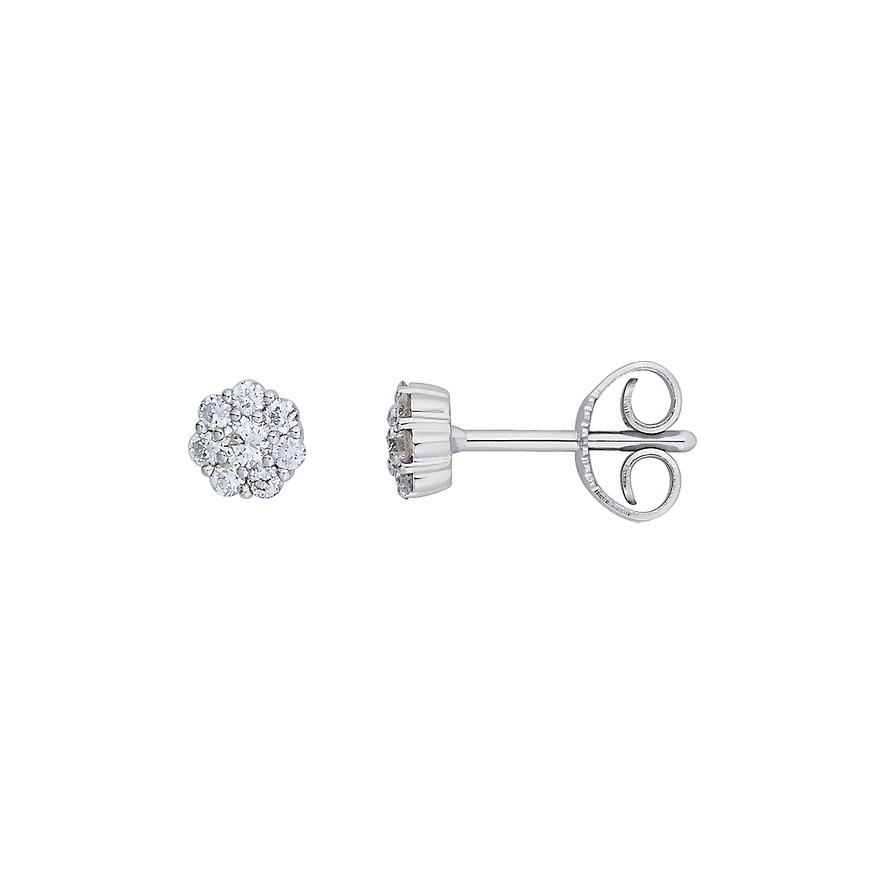CHRIST Diamonds Ohrstecker 86781786