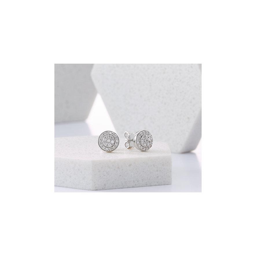 CHRIST Diamonds Ohrstecker 87047938