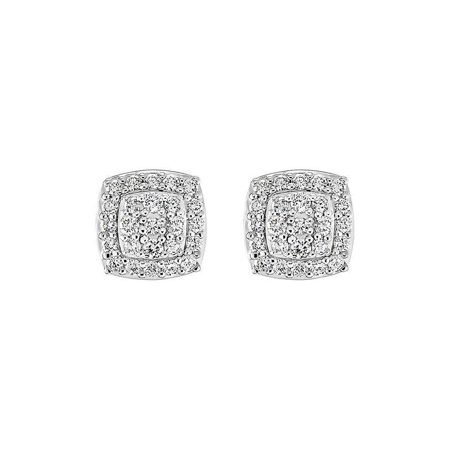 CHRIST Diamonds Ohrstecker 87047989