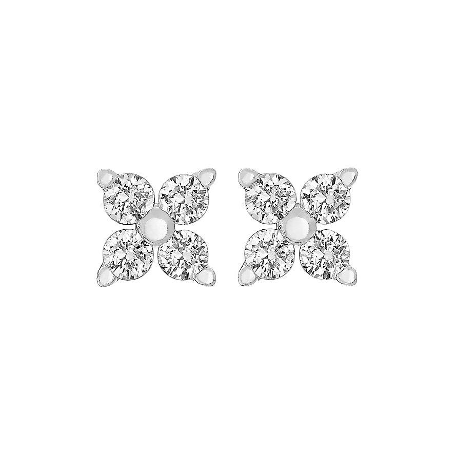 CHRIST Diamonds Ohrstecker 87327418