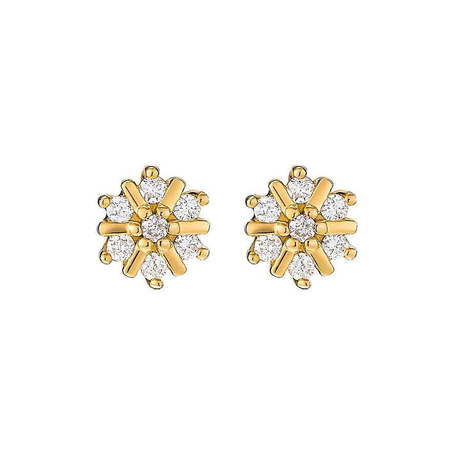 CHRIST Diamonds Ohrstecker 87327485