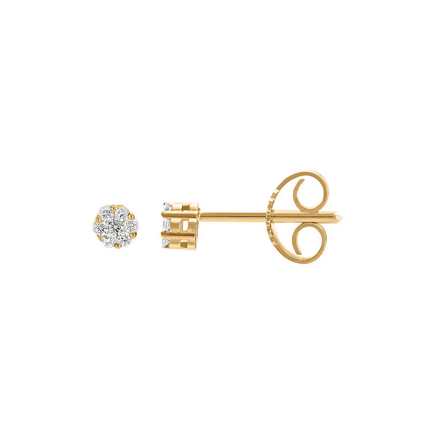 CHRIST Diamonds Ohrstecker 87375455