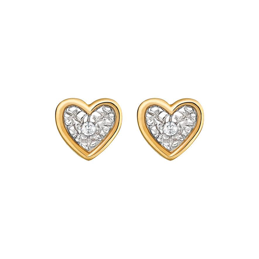 CHRIST Diamonds Ohrstecker 87381722