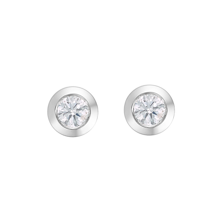 CHRIST Diamonds Ohrstecker 87476642