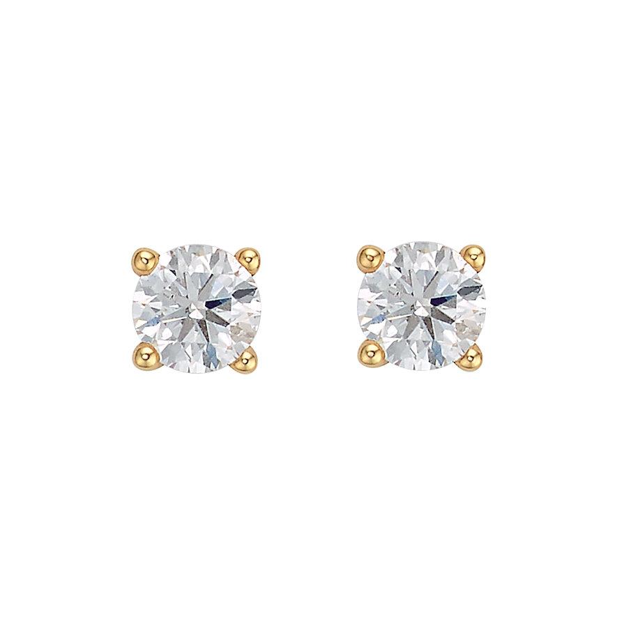 CHRIST Diamonds Ohrstecker 87476693