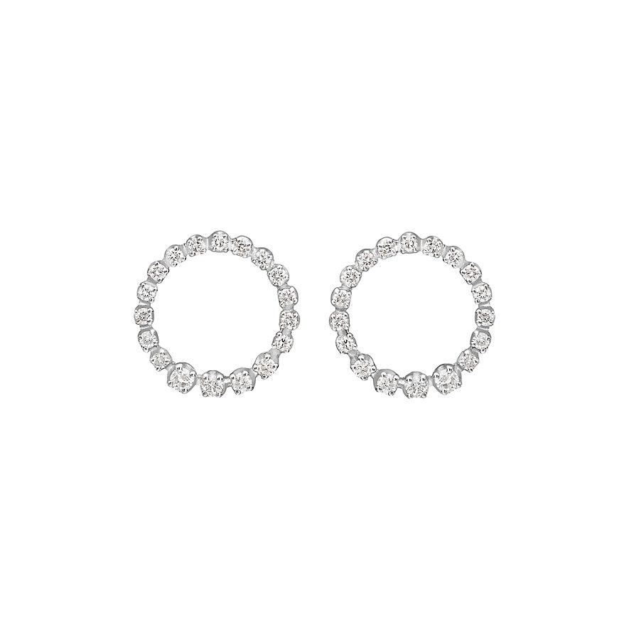 CHRIST Diamonds Ohrstecker 87490092