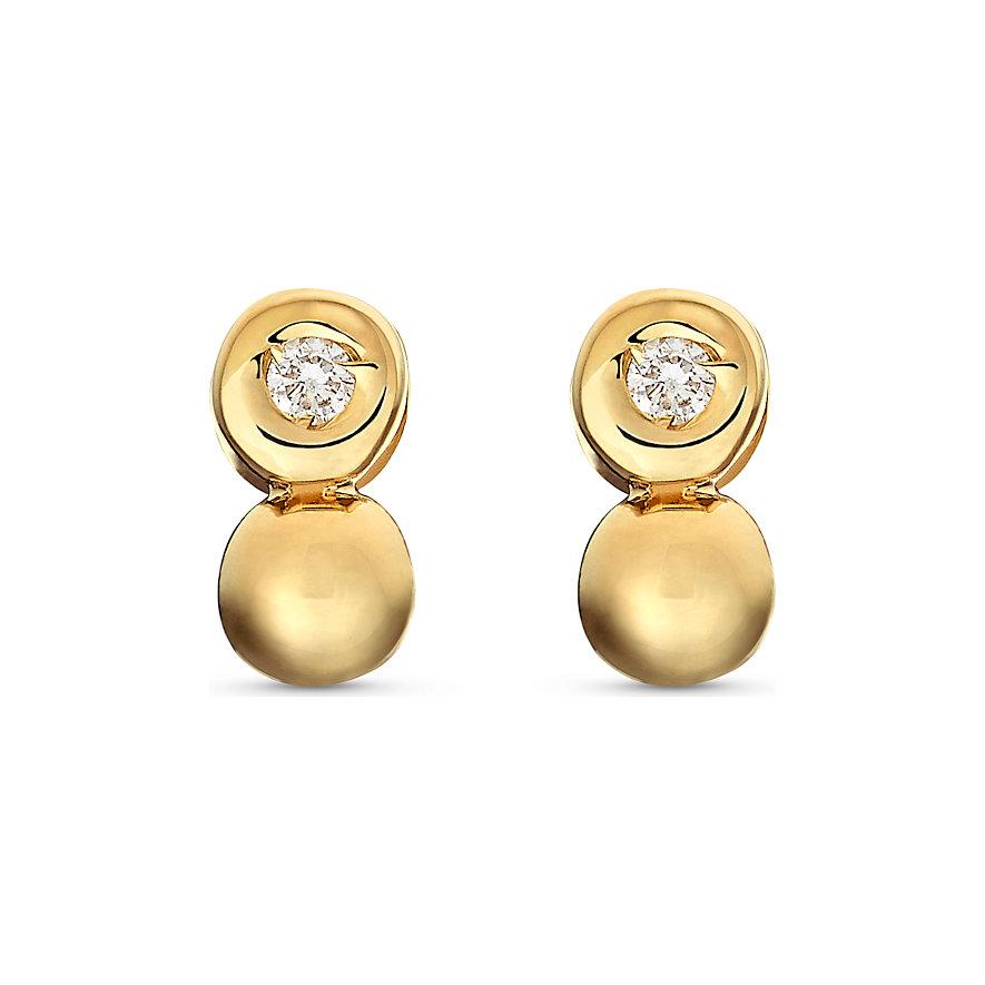 CHRIST Diamonds Ohrstecker 87495523