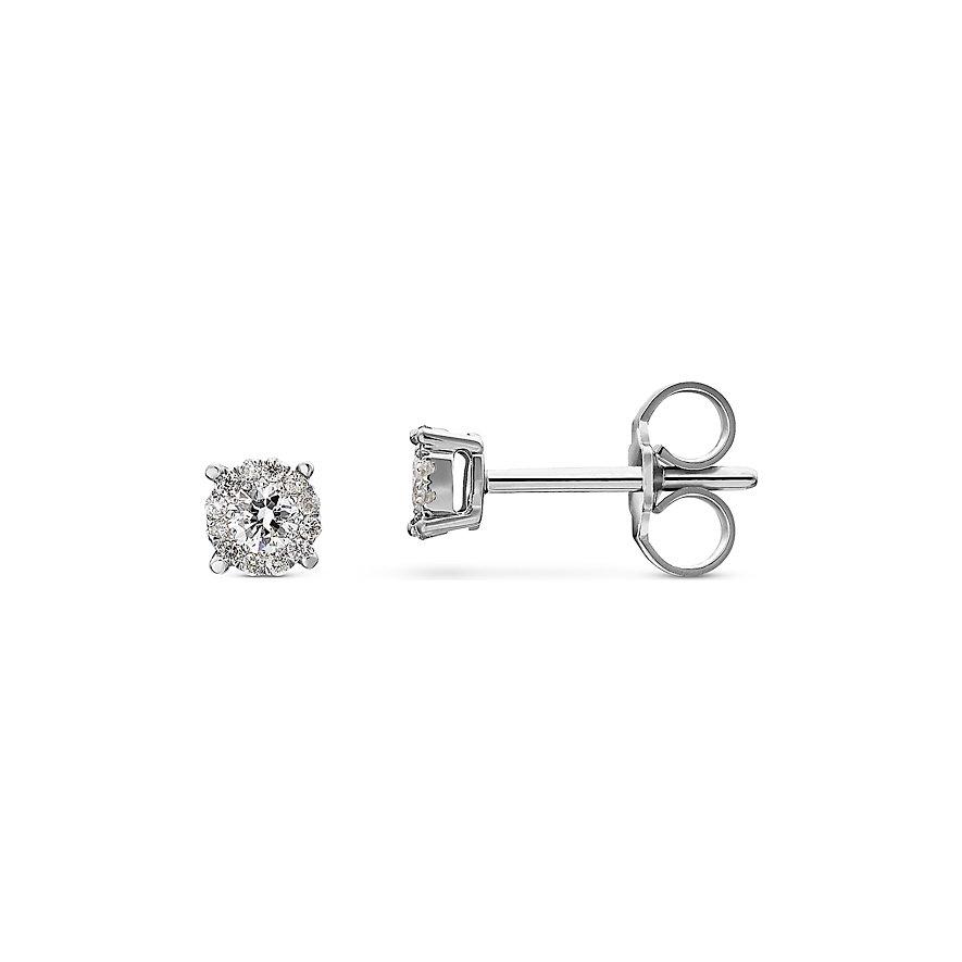 CHRIST Diamonds Ohrstecker 87501957