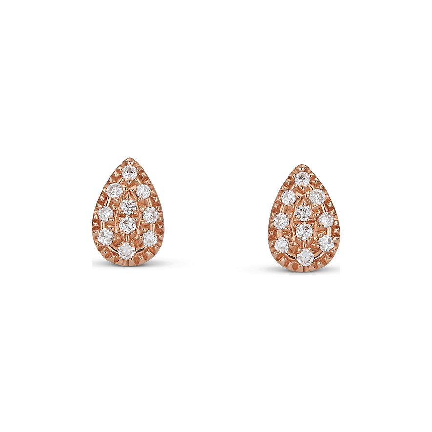 CHRIST Diamonds Ohrstecker 87622851