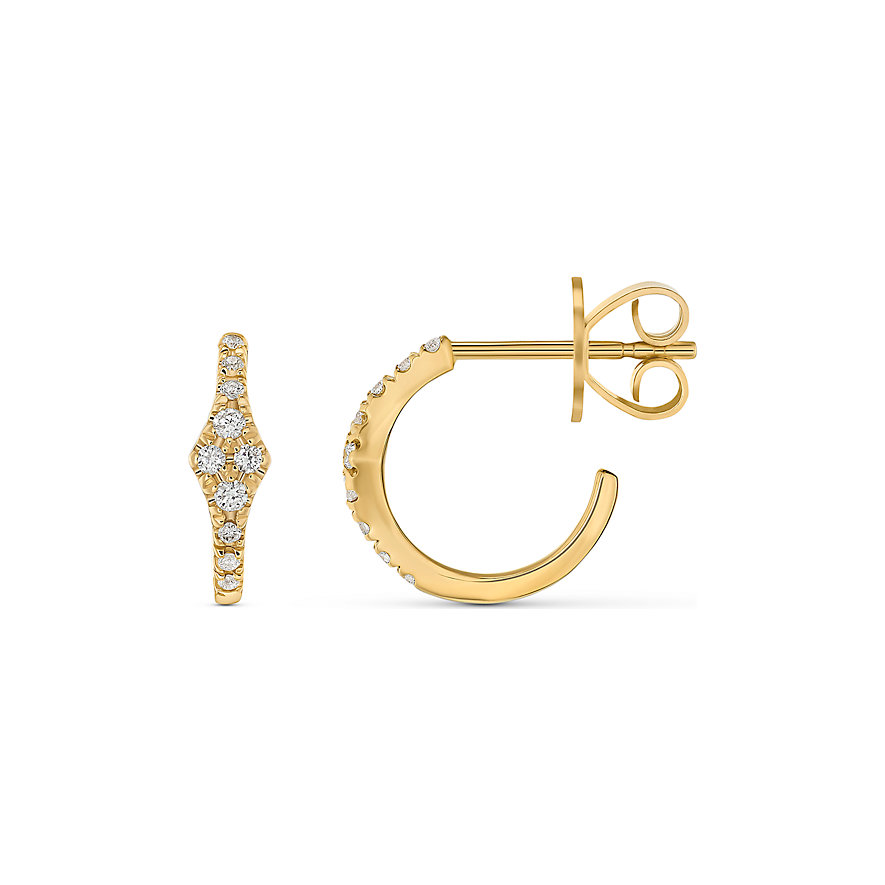 CHRIST Diamonds Ohrstecker 87653668